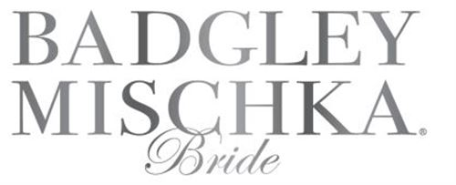 badgley mischka bridal logo